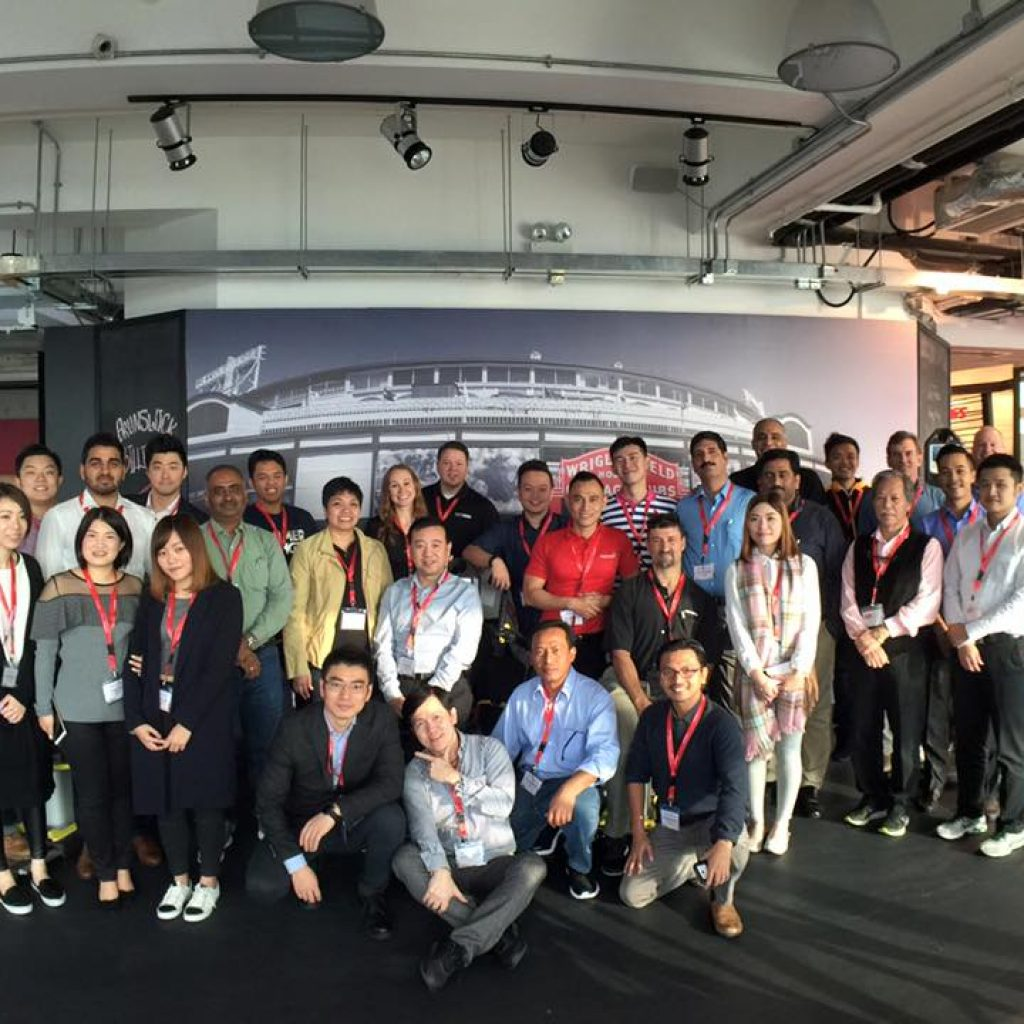 APAC SCIFIT Distributor Group Photo