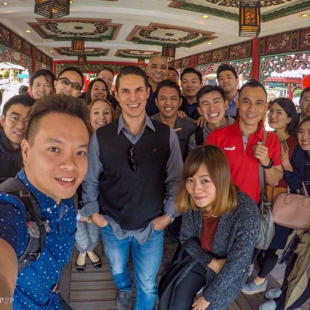 Group Photo@Jumbo KingDom